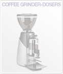 Coffee grinder-dosers